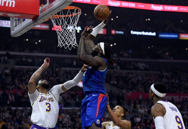 Montrezl Harrell, Los Angeles Clippers, Los Angeles Lakers