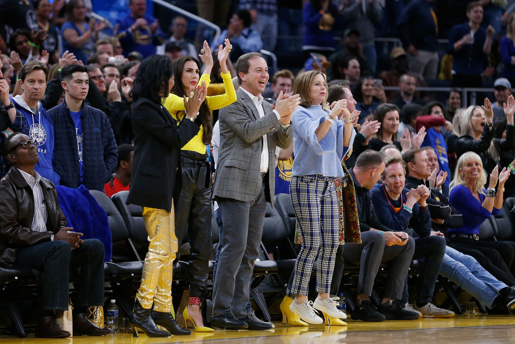 Joe Lacob, Golden State Warriors