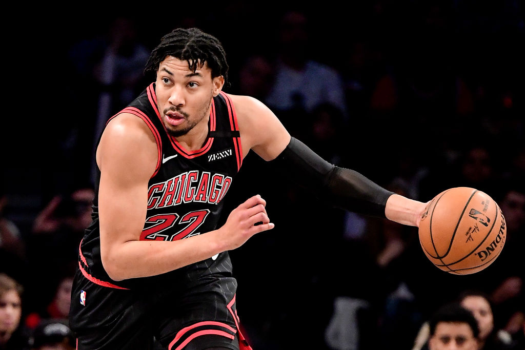 Otto Porter of the Chicago Bulls