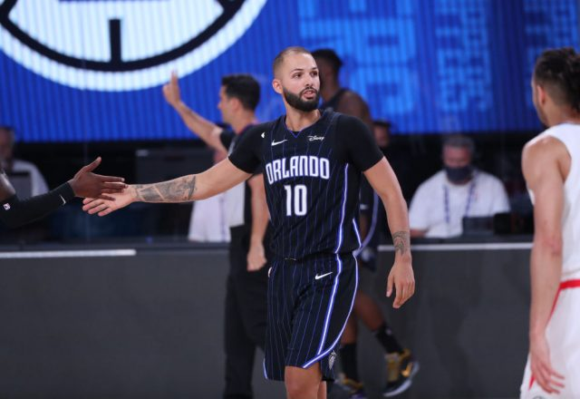 Evan Fournier, Orlando Magic