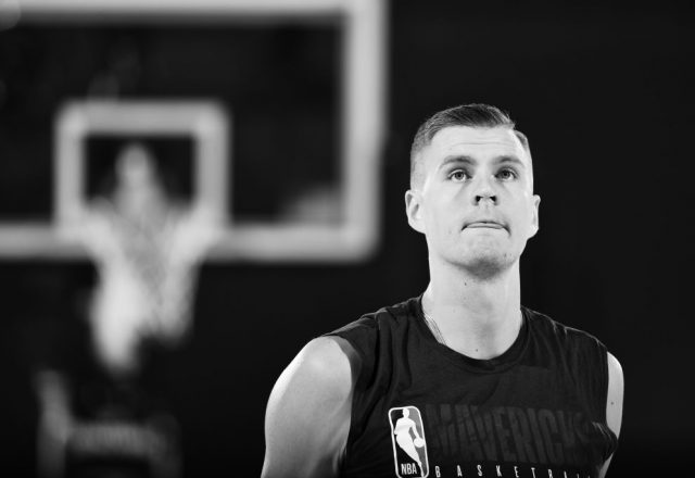 Kristaps Porzingis, Dallas Mavericks