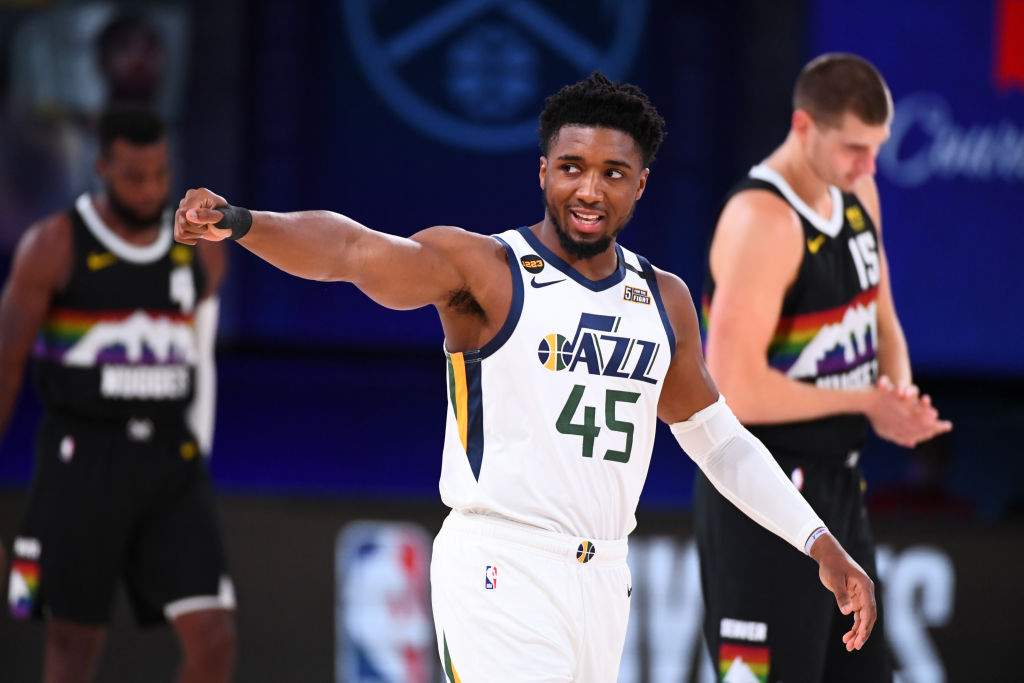 Donovan Mitchell, Jazz Agree to Five-Year Extension | SLAM