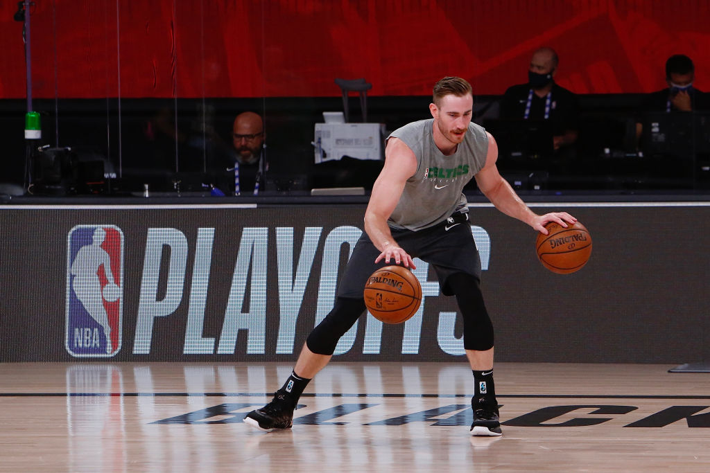 Gordon Hayward has a call to make on future with Celtics