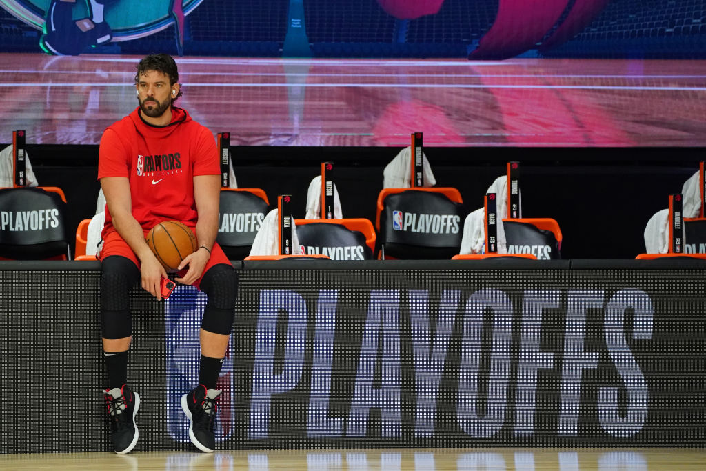 Marc Gasol signs two-year deal with Lakers