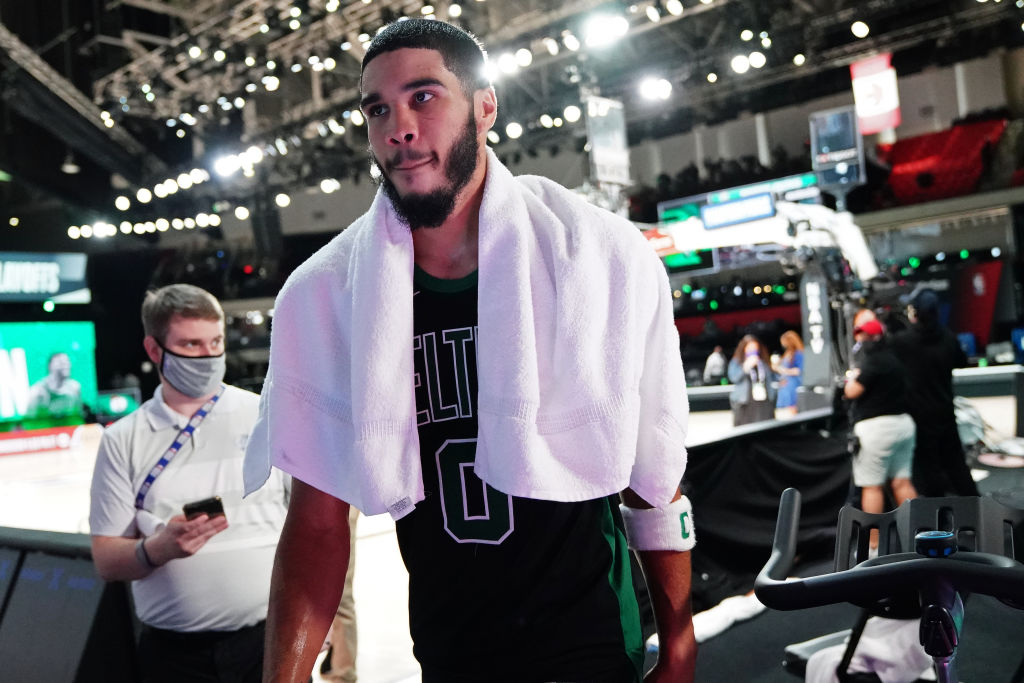 Celtics sign Tatum to 5-year max extension