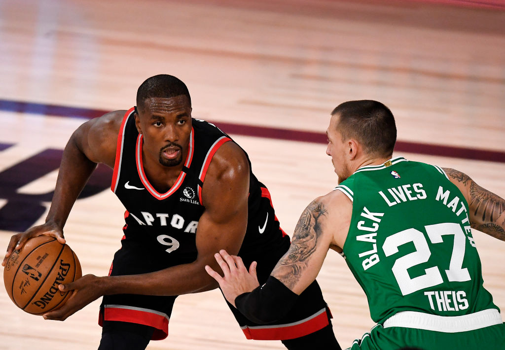 Serge Ibaka leaves Raptors for Clippers in free agency | Offside
