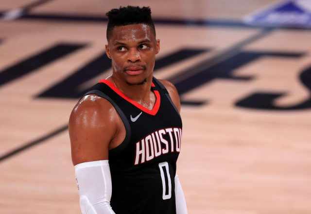 Russell Westbrook, Houston Rockets