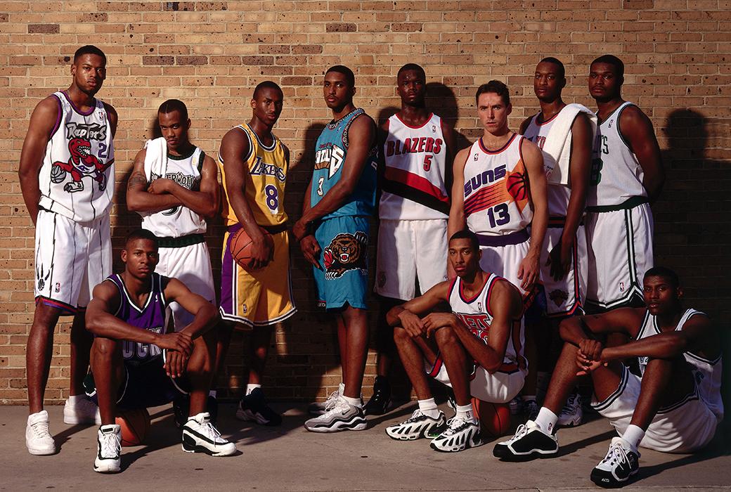 1996 Rookie Portrait