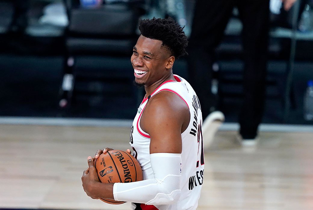Hassan Whiteside, Kings Agree To 1-Year Deal | SLAM