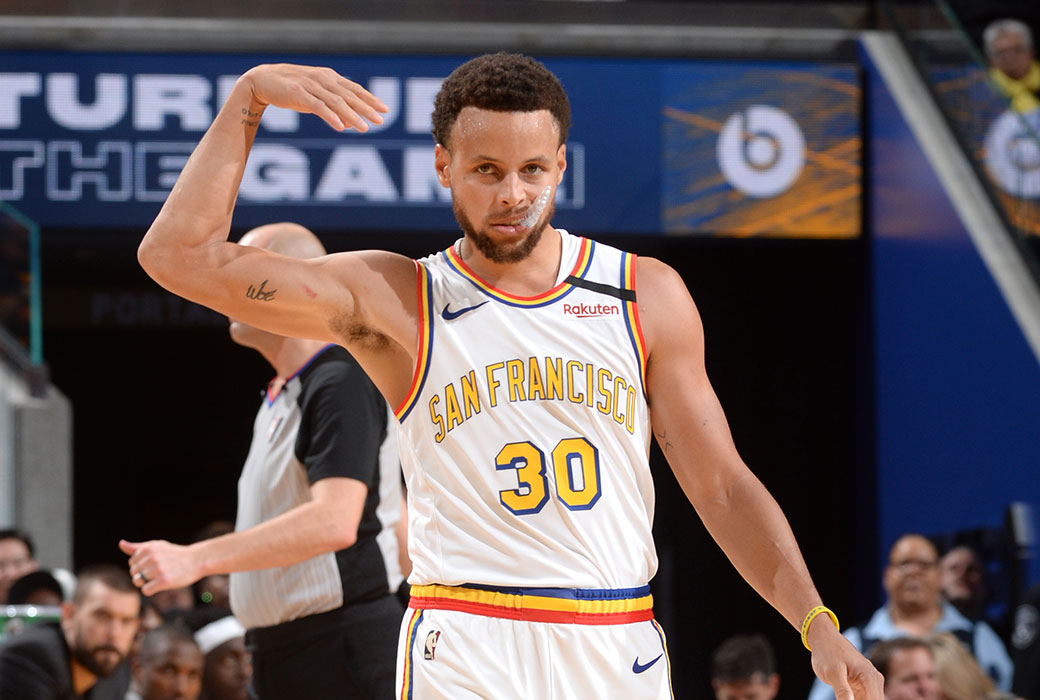Stephen Curry Ready To Roll Ahead Of 2020 21 Season Slam