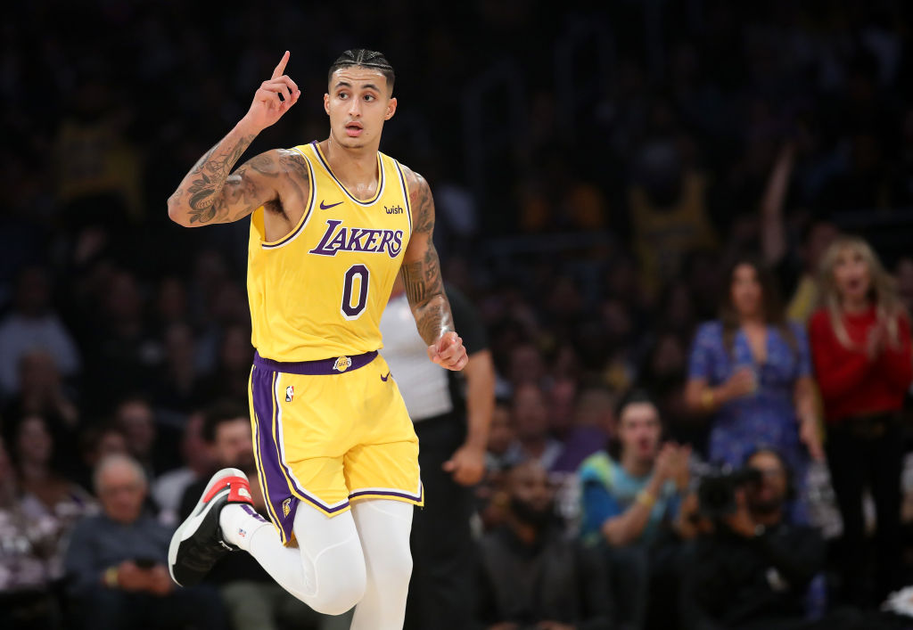 Lakers' Kyle Kuzma signs 3-year, $40 million extension