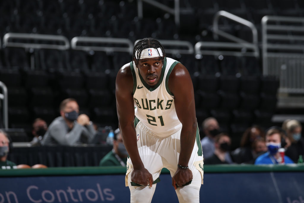 Jrue Holiday Is Ready For The Pressure Of Playing For Bucks | SLAM