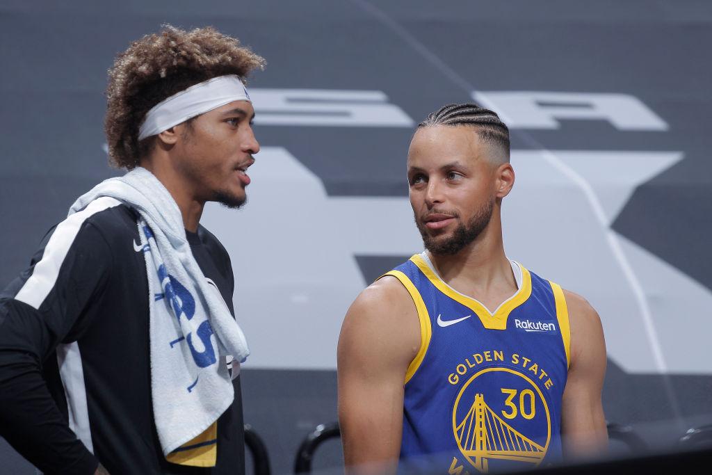 Golden State Warriors Projected 2020 21 Depth Chart Slam