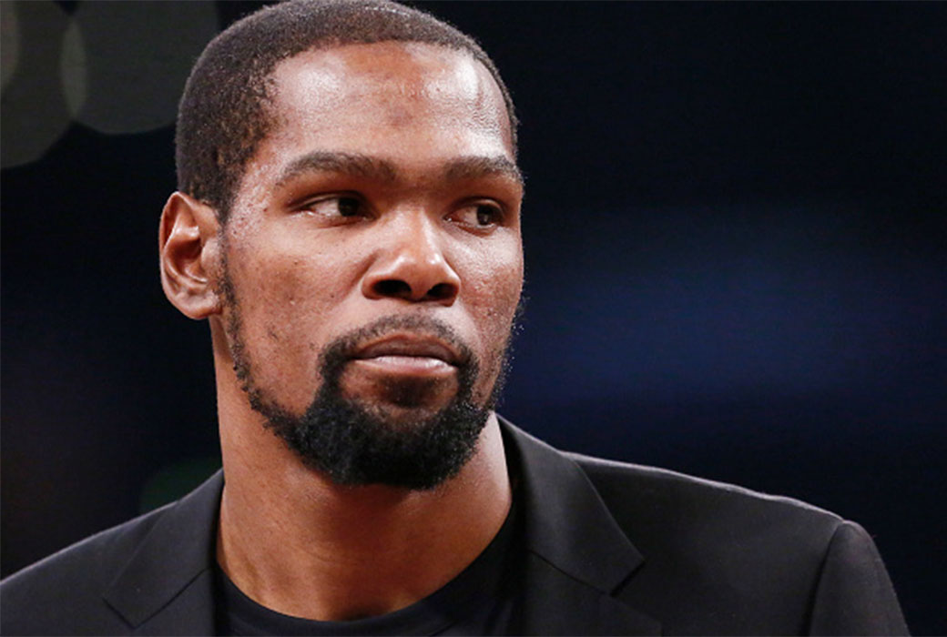 Kevin Durant Open To Playing Small Ball Five For Nets This Season Slam