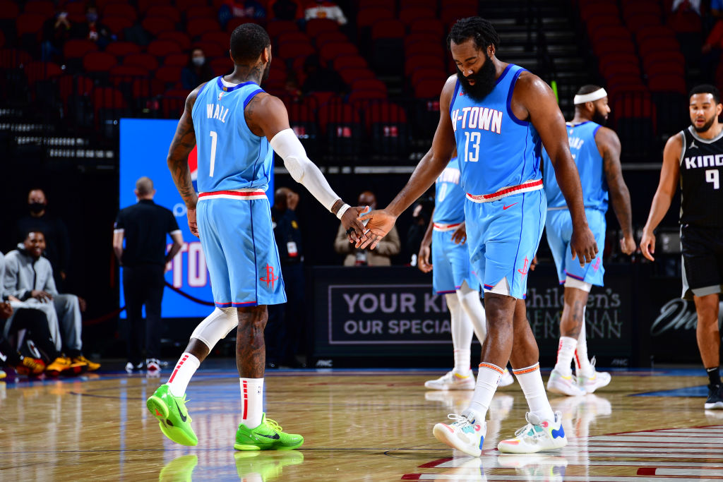 John Wall Demarcus Cousins Confronted James Harden In Team Meeting