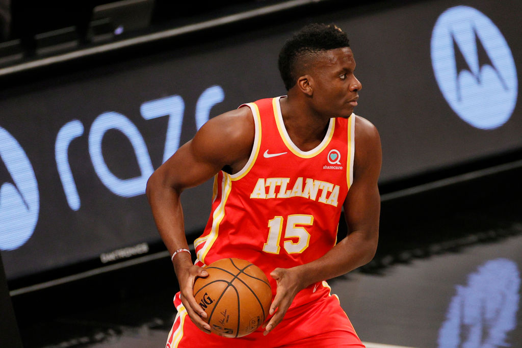 Clint Capela Is Making History In First Season Playing For Hawks | SLAM