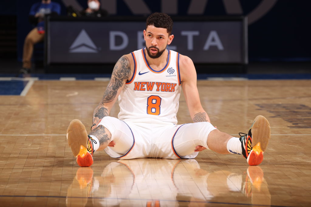 Knicks Austin Rivers Could Be Popular Trade Target Slam