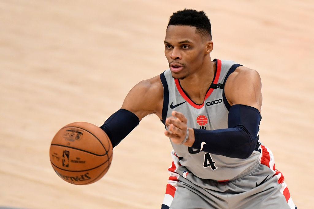 Russell Westbrook Breaks Wizards Triple-Double Record