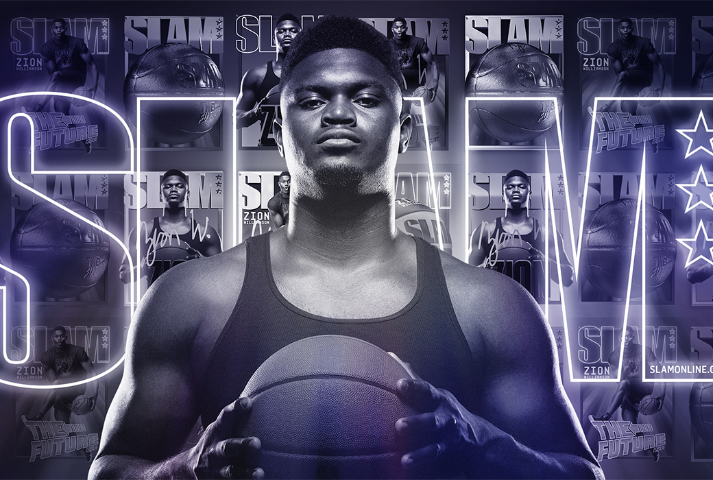 Zion Williamson and SLAM Releasing an Exclusive NFT Collection