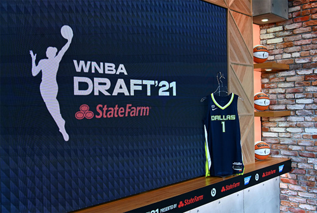 2021 WNBA Draft: Complete Results of Every Pick   SLAM