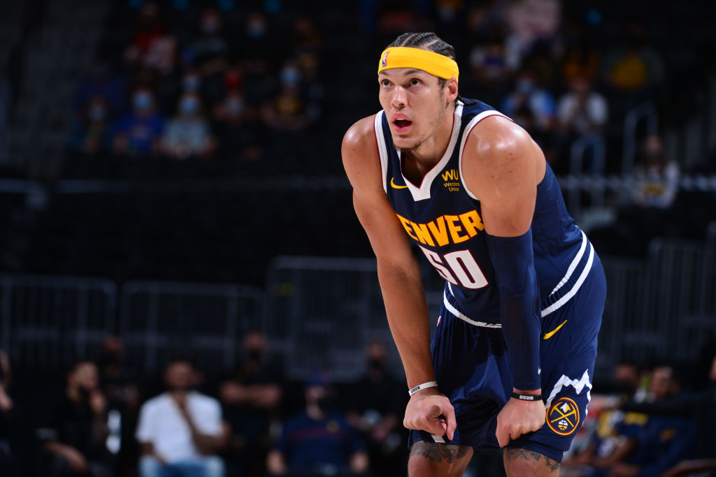 Nuggets Winners of Six Straight with Aaron Gordon in Lineup   SLAM