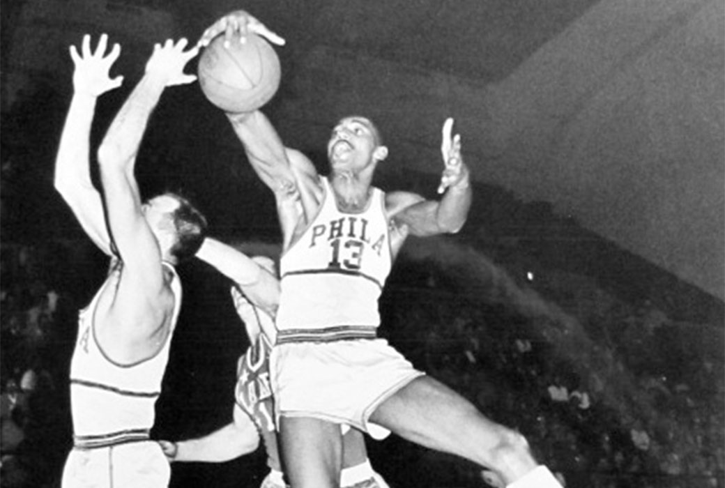 Wilt Chamberlain's Historic 1959-60 Rookie Uniform is Up For IPO | SLAM